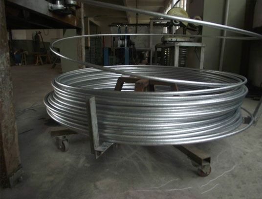 Zinc-clad Steel Ground Rod (Wire)